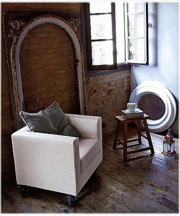 Кресло TWILS (VENETA CUSCINI) 381