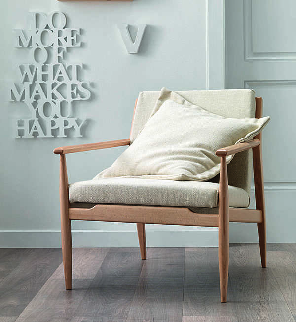 Кресло TRECI SALOTTI CERA White & Soft
