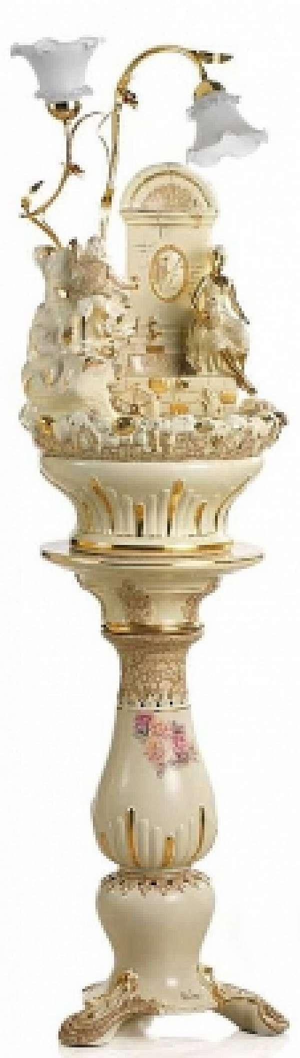 Напольная лампа LORENZON (F.LLI LORENZON) L.721/AVOLF ARTE E CERAMICA