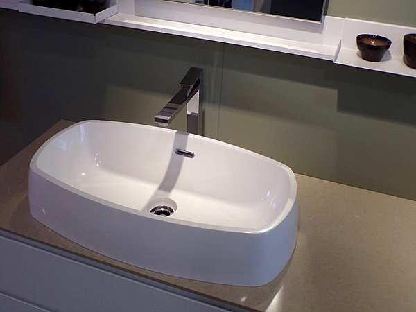 Ванная SCAVOLINI Rivo bianco prestige