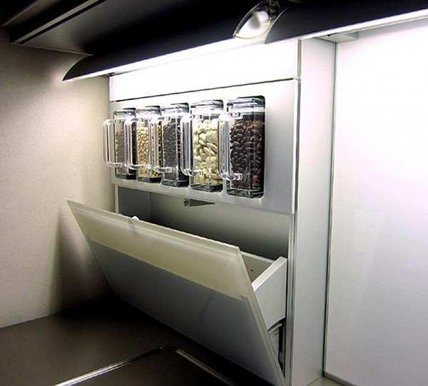 Кухня Bulthaup B3 alluminio e legno