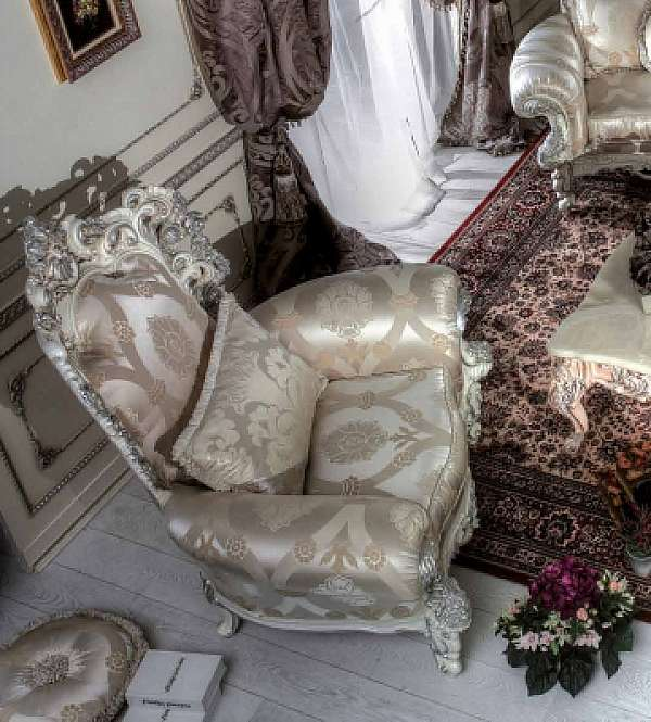 Кресло ASNAGHI INTERIORS IT2901 New classic collection