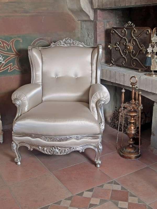 Кресло Magia, фабрика MANTELLASSI
