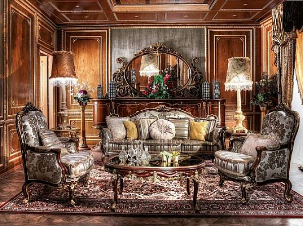 ASNAGHI INTERIORS b70ec1e1aa596bb3fe172dc6f6d6e1d5 New classic collection