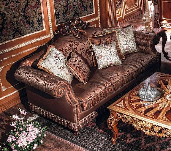 Диван ASNAGHI INTERIORS IT1003 New classic collection
