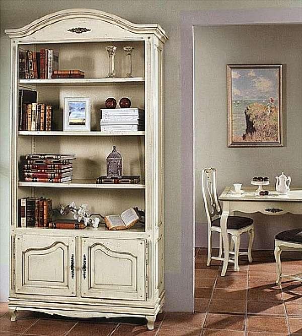 Книжный шкаф MODA MOBILI - Interiors PR301