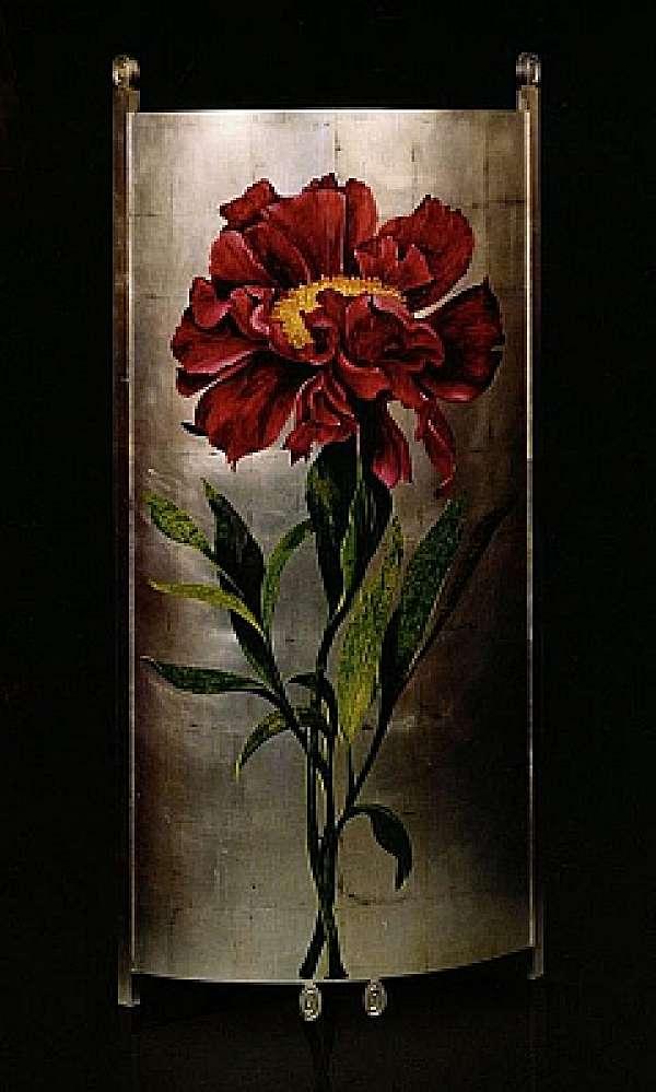Ширма ALCHYMIA Peonia (Red)