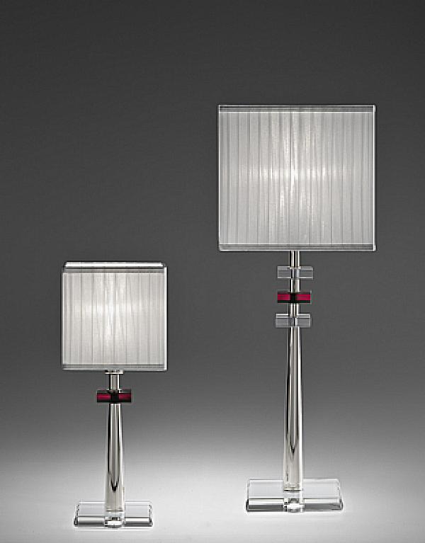 Настольная лампа ITALAMP 8118/LG