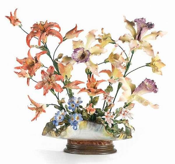 Цветы LORENZON (F.LLI LORENZON) F.3 ARTE E CERAMICA