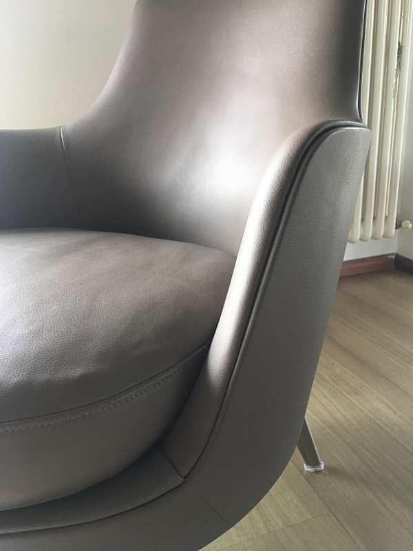 Кресло Poltrona Flexform Guscio
