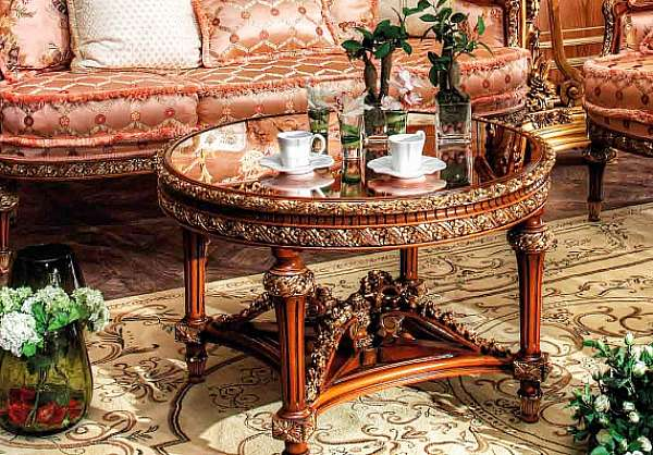 Стол журнальный ASNAGHI INTERIORS IT2510 New classic collection