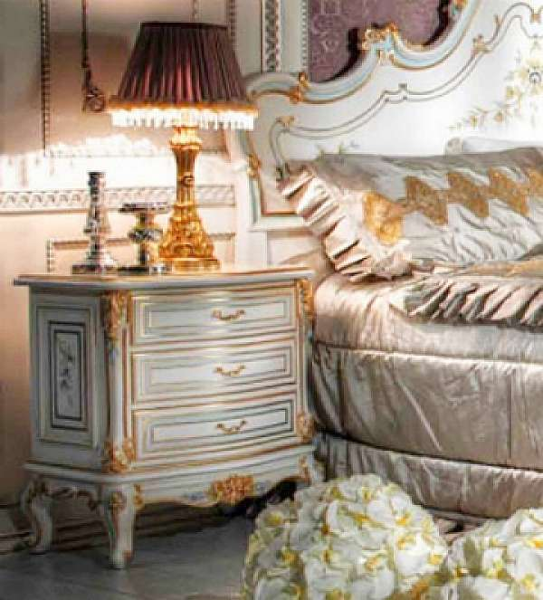 Тумбочка ASNAGHI INTERIORS IT3503 New classic collection