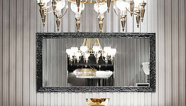 Зеркало VISIONNAIRE (IPE CAVALLI) PERKINS Salone del Mobile Milano