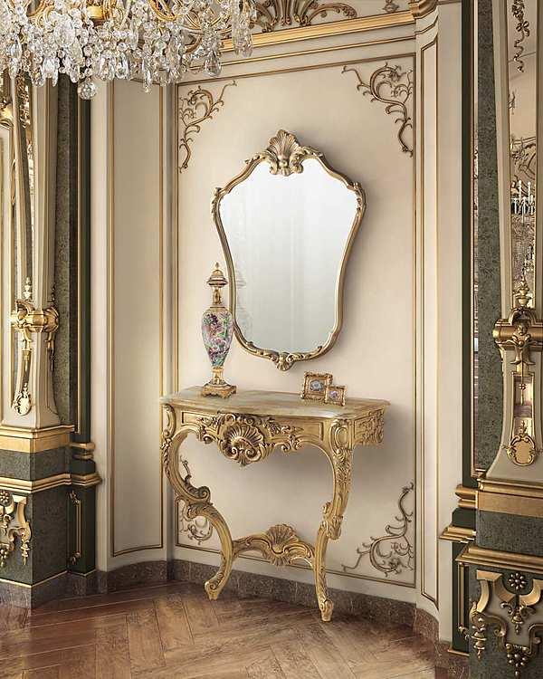 Зеркало ANGELO CAPPELLINI Art. 0049/S CONSOLES