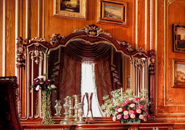 Зеркало ASNAGHI INTERIORS IT4304 New classic collection