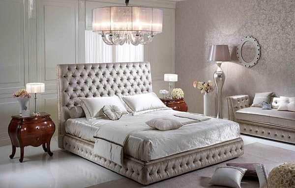 Кровать PIERMARIA velvet alto Night collection