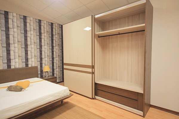 Спальня Accademia Del Mobile Ecosfera