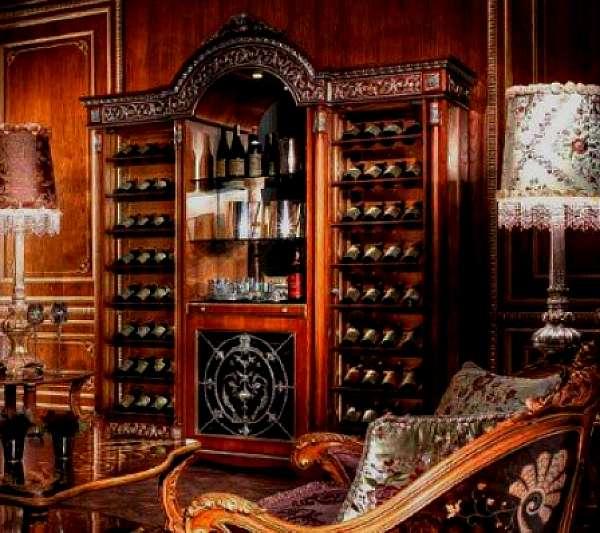 Винная мебель и аксессуары ASNAGHI INTERIORS IT1306 New classic collection