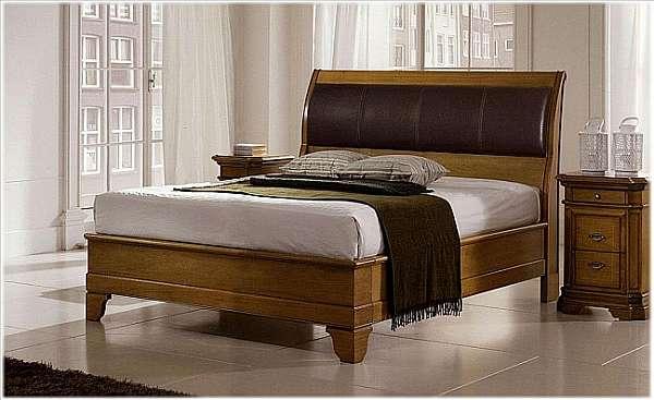 Кровать STILEMA NoceGrano 423
