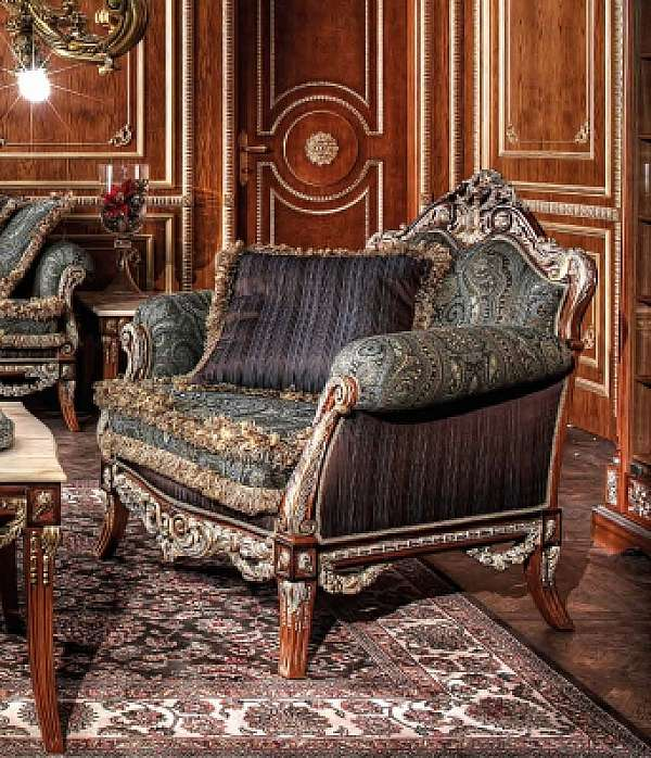 Кресло ASNAGHI INTERIORS IT2301 New classic collection