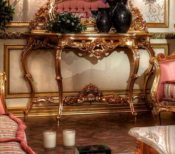 Консоль ASNAGHI INTERIORS IT3905 New classic collection
