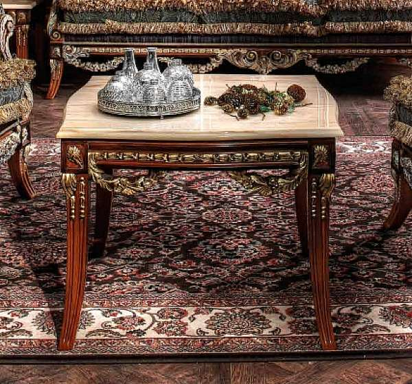 Стол журнальный ASNAGHI INTERIORS IT2304 New classic collection