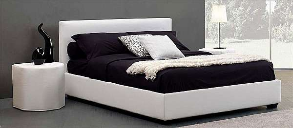 Кровать NOTTEBLU MILANO Smocky
