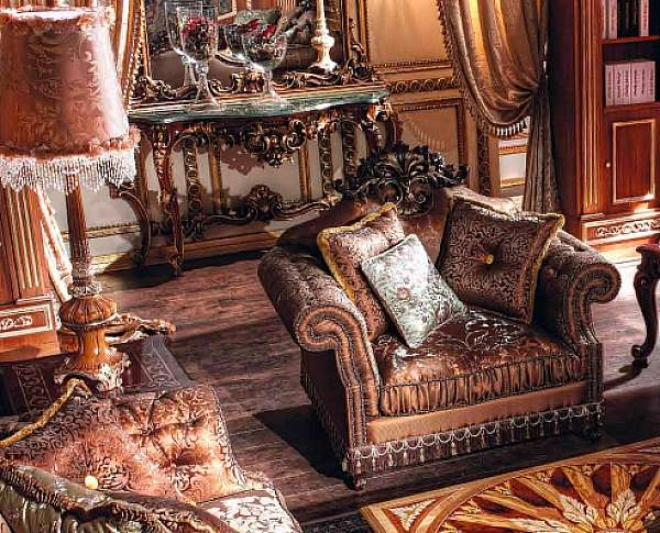 Кресло ASNAGHI INTERIORS IT1001 New classic collection