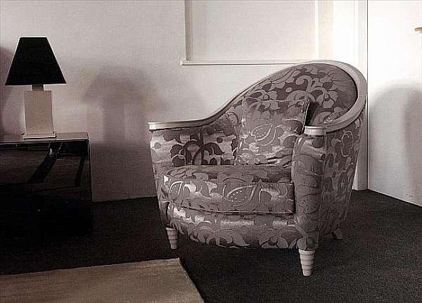 Кресло MANTELLASSI Lady D Donna Mantellassi