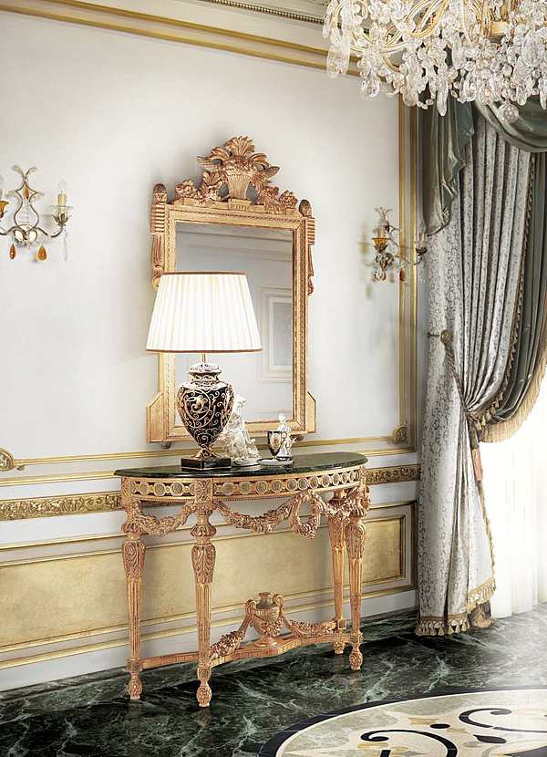 Зеркало ANGELO CAPPELLINI 8958 CONSOLES