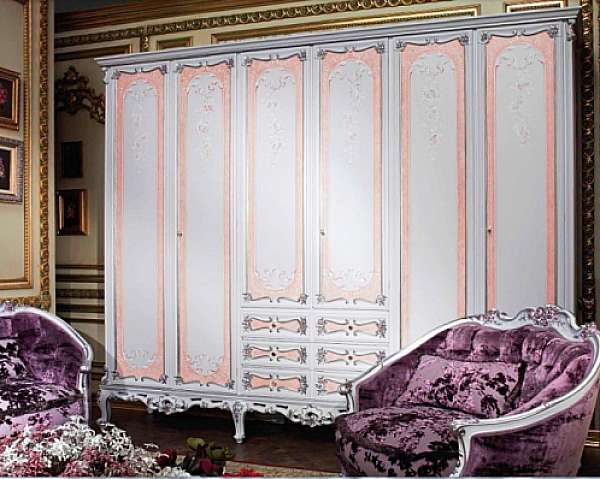 Шкаф ASNAGHI INTERIORS IT1408 New classic collection