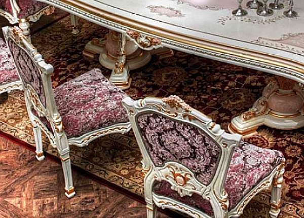 Стул ASNAGHI INTERIORS IT4002 New classic collection