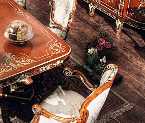 Стул ASNAGHI INTERIORS IT3403 New classic collection