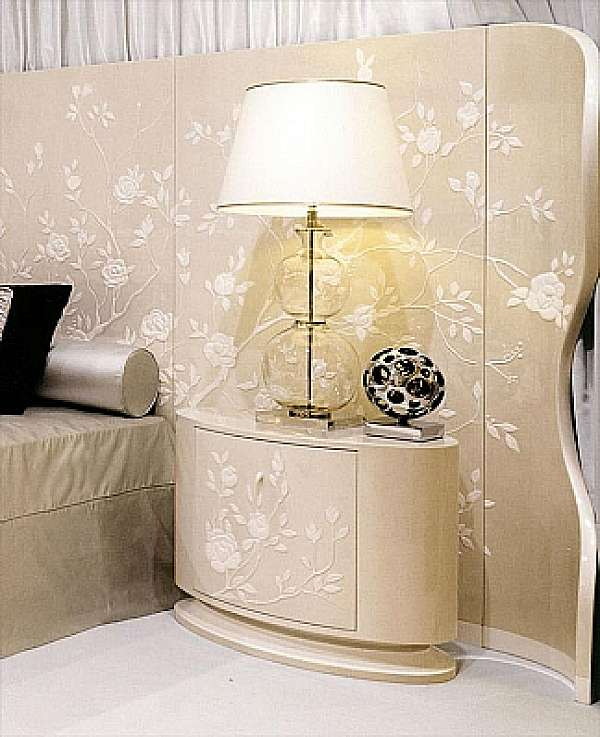 Тумбочка ALCHYMIA Eva (Bedside table)