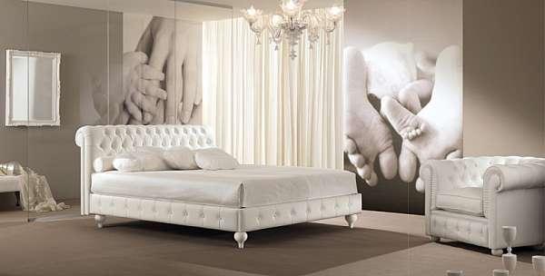Кровать PIERMARIA chester Piermaria_coll_Notte