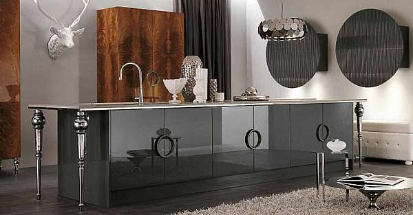 Кухня ASTER CUCINE Glam-9 Luxury Glam