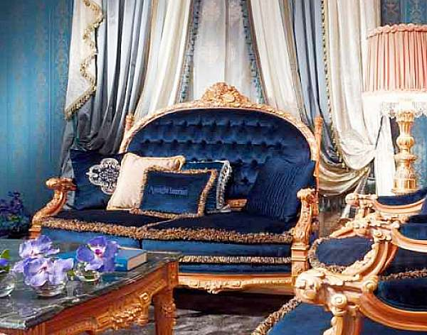 Софа ASNAGHI INTERIORS L13403
