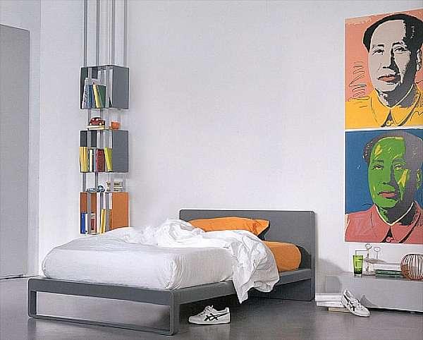 Кровать OLIVIERI Martin Single LE342-100 Night Collection