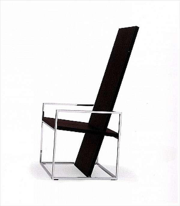 Стул EMMEMOBILI S72LO Home furniture (Nero)