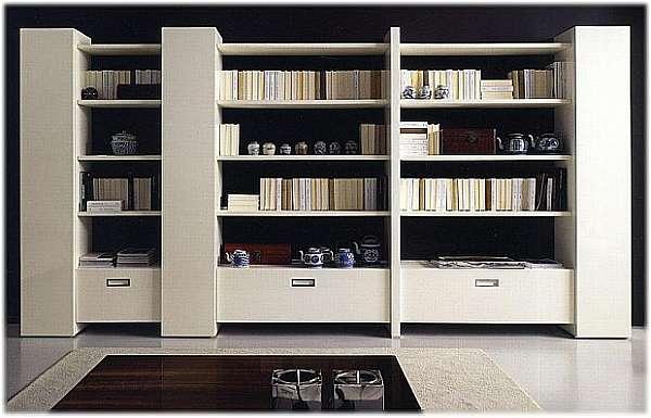 Книжный шкаф MALERBA ON150 ONE & ONLY