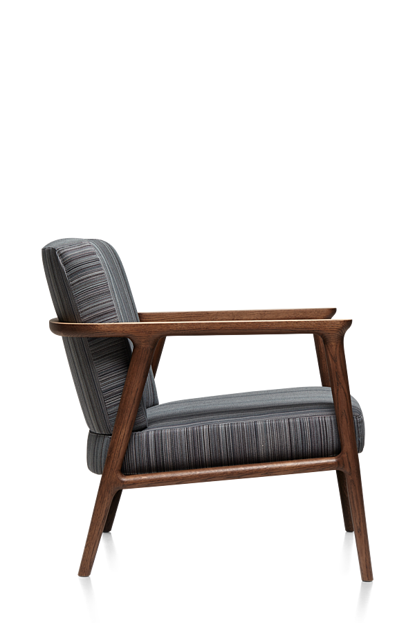 Кресло MOOOI Zio Lounge Chair PZIO-LOUNI