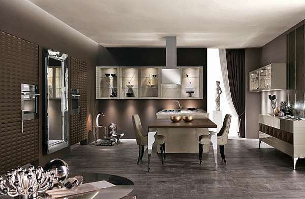 Кухня ASTER CUCINE Glam-1 Luxury Glam