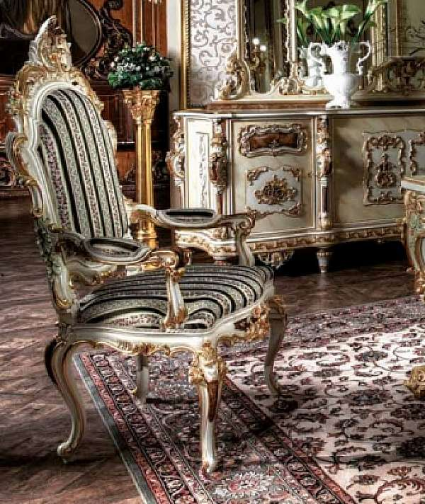 Стул ASNAGHI INTERIORS IT1903 New classic collection