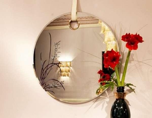 Зеркало VISIONNAIRE (IPE CAVALLI) GODOY Salone del Mobile Milano