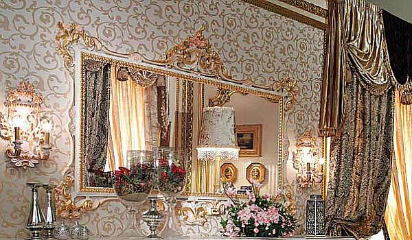 Зеркало ASNAGHI INTERIORS IT4004 New classic collection