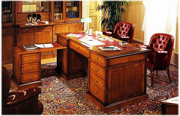 Письменный стол EZIO BELLOTTI 2151+2152