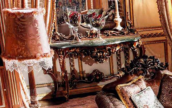 Консоль ASNAGHI INTERIORS IT1007 New classic collection
