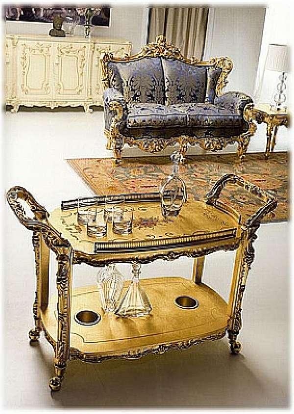 Сервировочный столик SILIK Art. 451